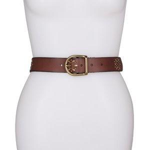 NWT Frye leather belts